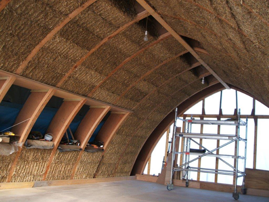 Designing and self building an affordable straw bale house for Inexpensive home construction