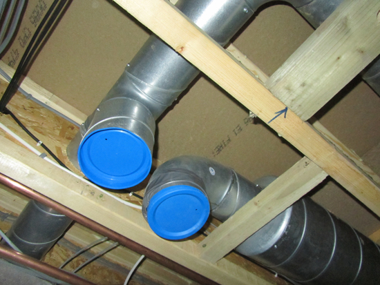 Capped-Ducts