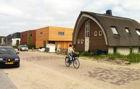 Bike-in-Almere