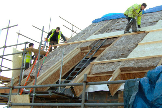 Roof-insulation-in-cropthorne