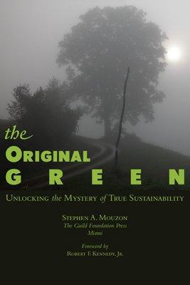 Original Green Book Cover