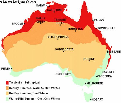 Australia-climate-zones