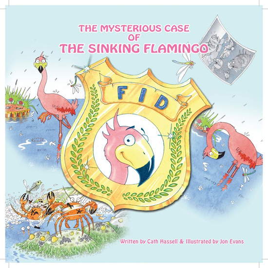The-Mysterious-Case-of-the-Sinking-Flamingo