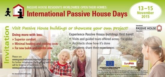 International Passive House Days