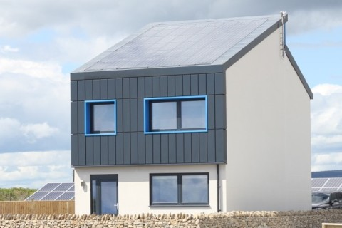 <em>HPH106 : </em>An Energy Positive House That Addresses Cost, Performance and Buildability<u> – with Professor Phil Jones</u>