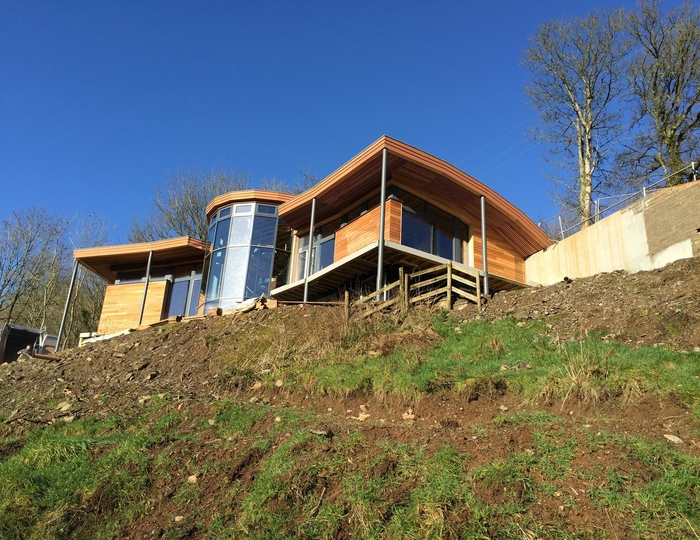 Sherwood - Regenerative Design, Integrated Permaculture Landscape and Passivhaus Principles in Devon