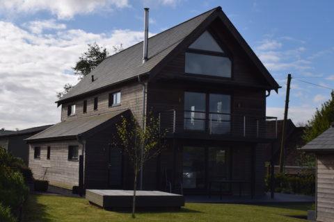 <em>HPH176 : </em>A self build case study of 'The Den' Passivhaus<u> – with Dennis and Nicola Merrigan</u>