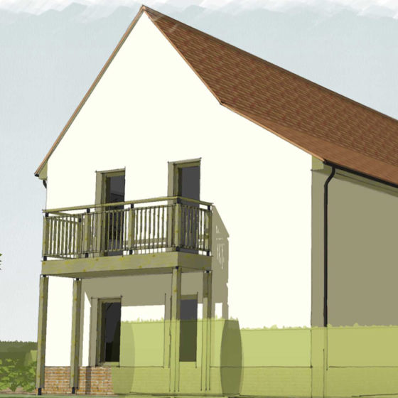 <em>HPH174 : </em>Addressing height issues on our self build