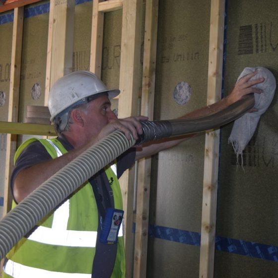 <em>HPH195 : </em>What is cellulose insulation?<u> – with Gordon Lewis</u>