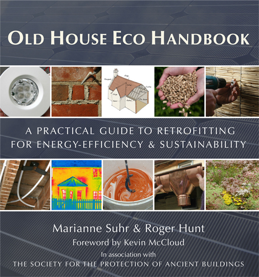 how to make an old home energy efficient