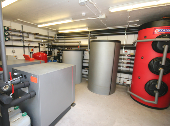 Plant-room-equipment