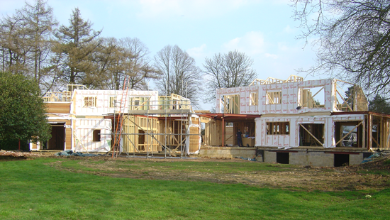 Timber-frame-going-up