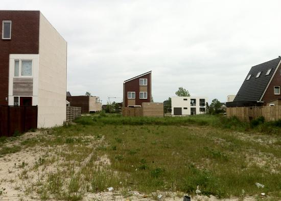 Spare-plot-Almere