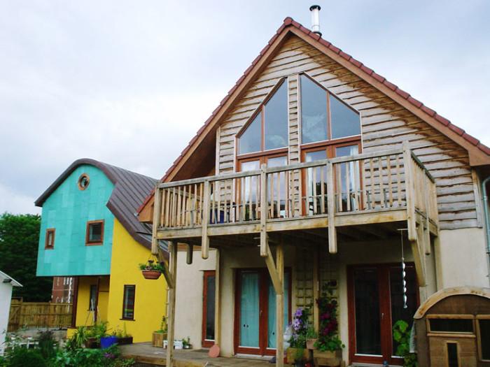 Ashley Vale houses