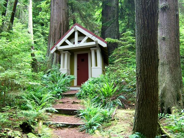 Beavan tiny house