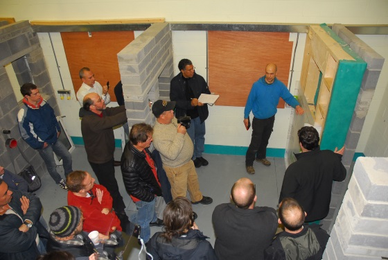 passive house academy training