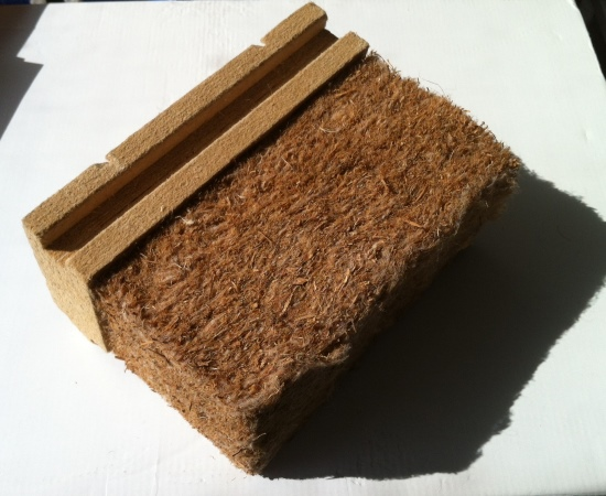 Dense and soft wood fibre