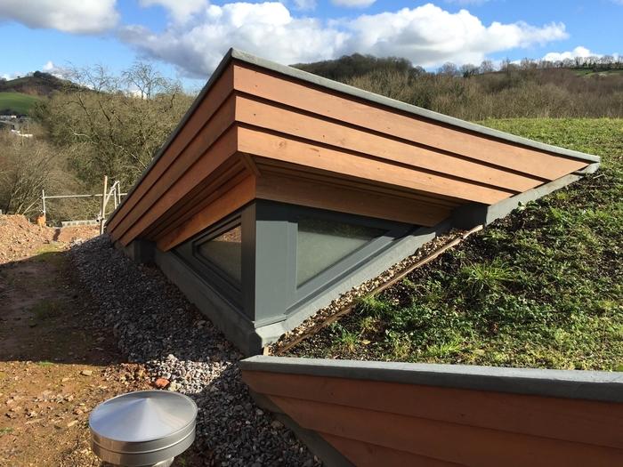Sherwood - Regenerative Design, Integrated Permaculture Landscape and Passivhaus Principles in Devon