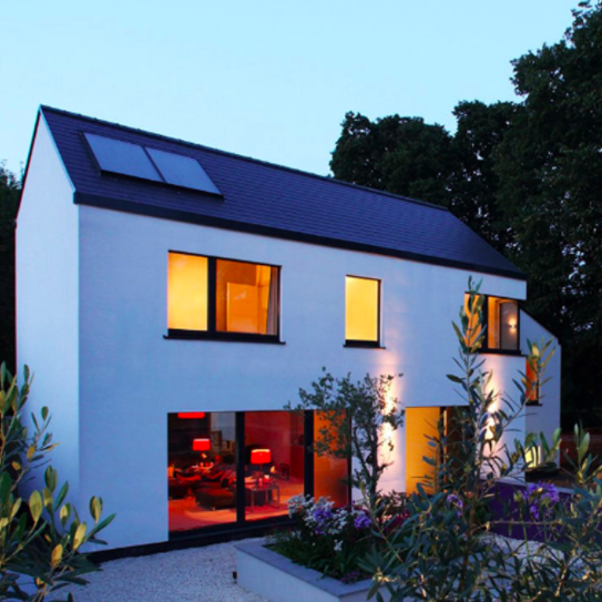 The impact of setting your energy target for House planning help