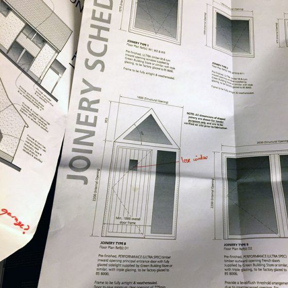 <em>HPH190 : </em>How we are specifying our self build project<u> – with Ben Adam-Smith</u>