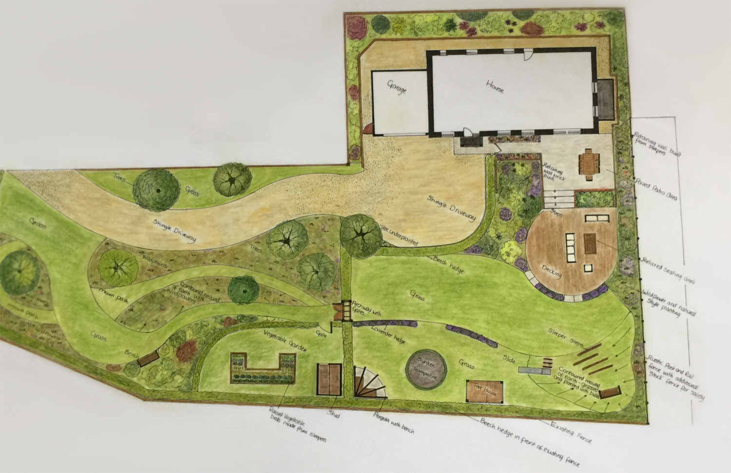 Hph219 Why Landscaping Plans Always Get Put On Hold With Ben Adam Smith House Planning Help