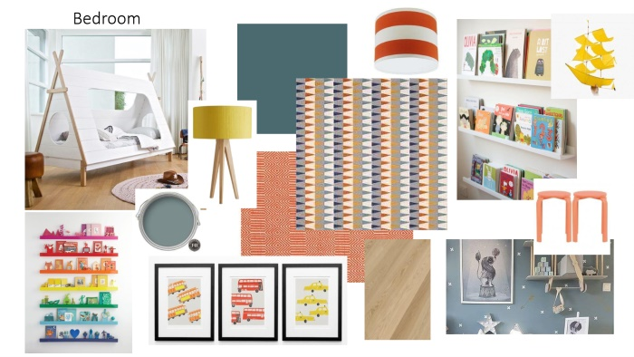 Gabrielle tends to use one big inspirational image that gives the feel of the room and then surrounds it with the actual items that are going to be put ... & How to design an interior for a modern home \u2013 with Gabrielle Blackman