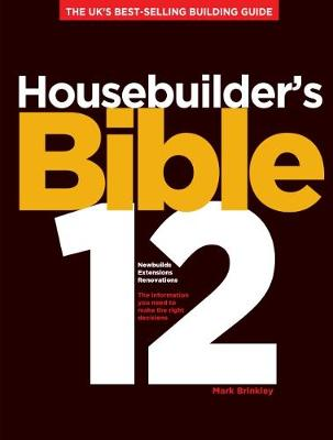Buy a copy of the Housebuilder's Bible